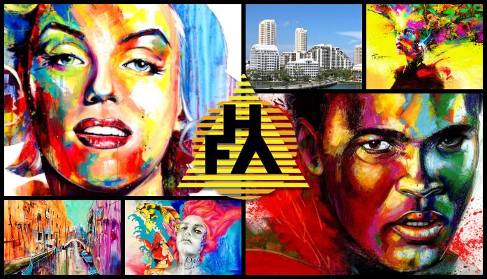 HFA Miami Art Week Reception