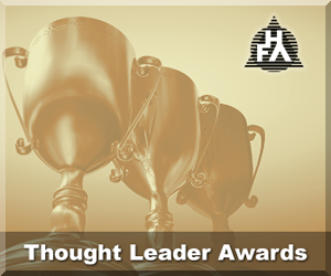 HFA Thought Leader Awards