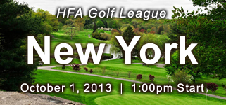 HFA Northeast Chapter Golf League